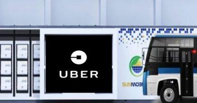 Uber and Sun Mobility Partner for E-autos