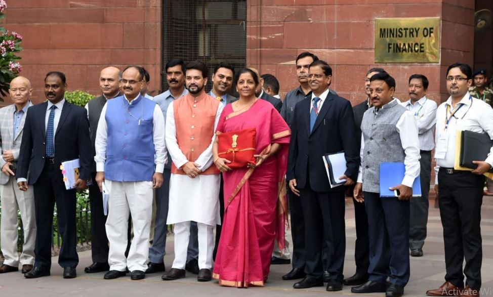 Budget team 2019