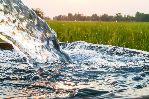 groundwater irrigation
