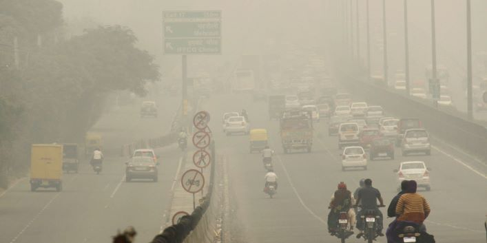 Delhi's Pollution levels stay on dangerous for its inhabitants