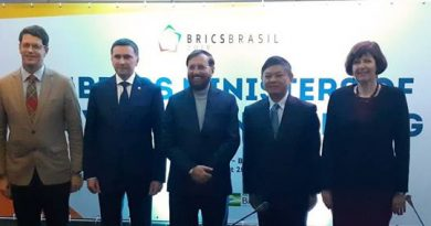 BRICS Environment ministers