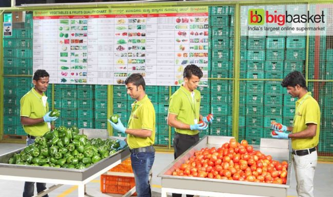 Big Basket Chooses Amplus to Go Solar & Cut Emissions