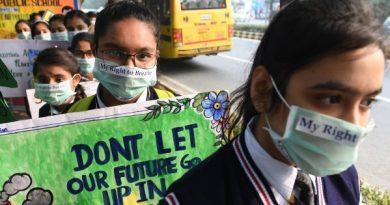 Indian children at risk