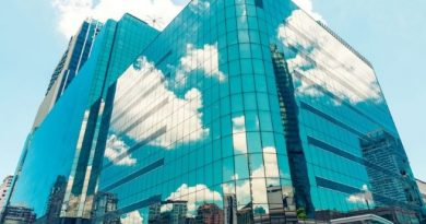 Glass Buildings in India