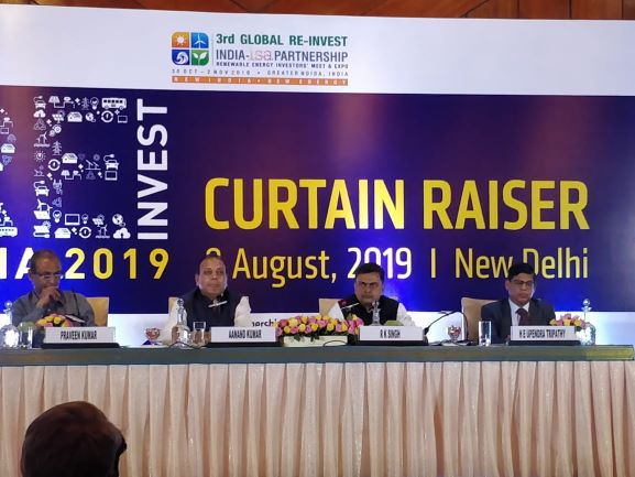 RE-Invest Curtain Raiser