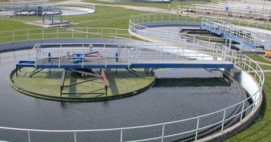 Sewage Water-Treatment-Plant