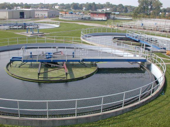 Sewage Water-Treatment-Plant