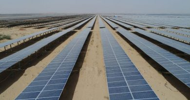 Solar Power Project at Bhadla Rajasthan
