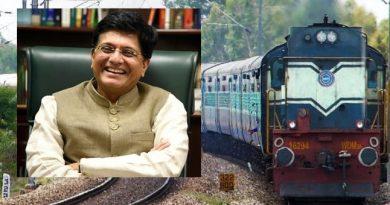 Railways to Go 100% Electric in 10 Years: Piyush Goyal