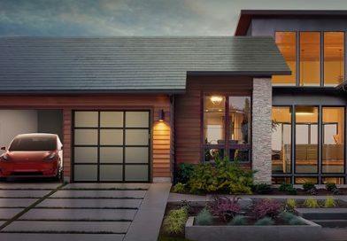 tesla-solar home