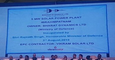 vikram-solar-commissions-5-mw-solar-project-for-bharat-dynamics-limited