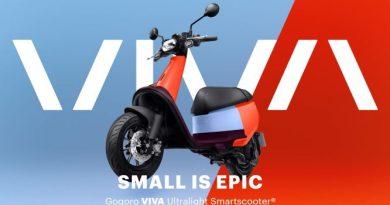 Meet Tesla of Scooters: Gogoro's VIVA Smart Scooters