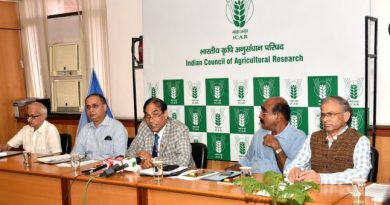 Scientific Water Management Will Enhance Water Security: ICAR