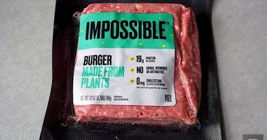 Impossible Foods Wins 2019 UN Global Action Award
