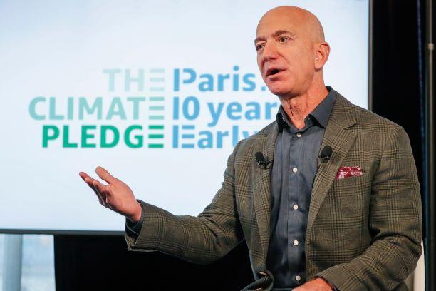 A Look Into Amazon's Climate Pledge