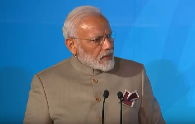 Modi at UN Says More Action Needed, Traces India's Steps in Sustainability