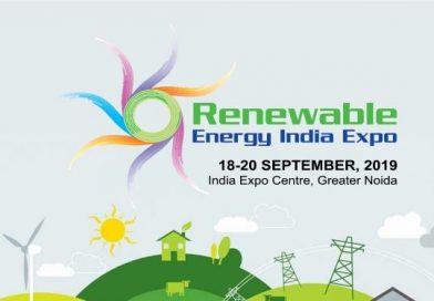 The 13th Renewable Energy India Expo (REI) 2019 Kicks off tomorrow: What to Expect