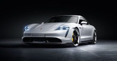 Porsche Reveals its 1st Fully Electric Sports Sedan: Taycan