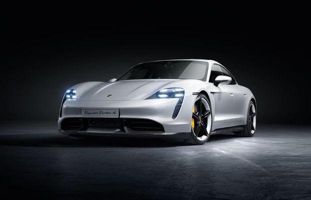 Porsche Reveals its 1st Fully Electric Sports Sedan: Taycan