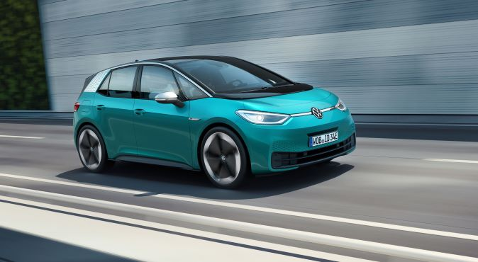 Volkswagen Premiers Its Affordable Electric Car ID.3