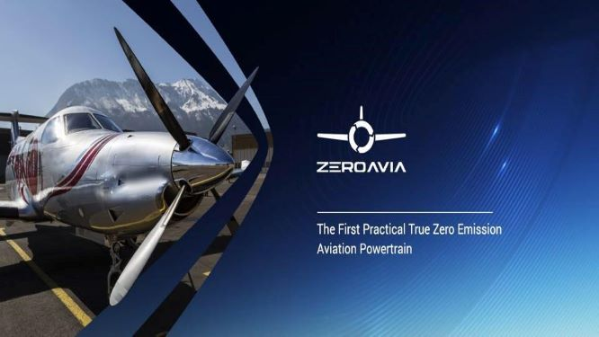 UK Gives £2.7m Grant to ZeroAvia for Hydrogen Cell Powertrain