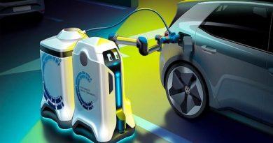 Volkswagen EV Charging