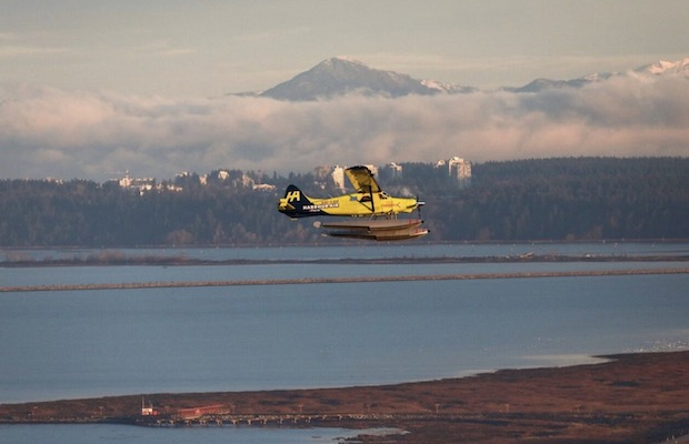 harbour air fully electric aircraft