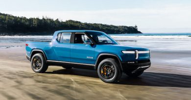 Electric Pickup Truck