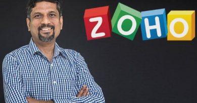 Sridhar Vembu, Founder, Zoho