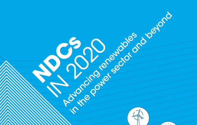 NDC report by IRENA