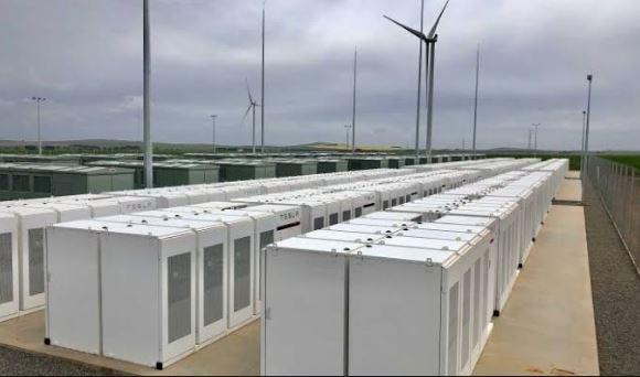 hornsdale battery storage