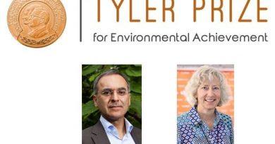 Tyler Prize 2020