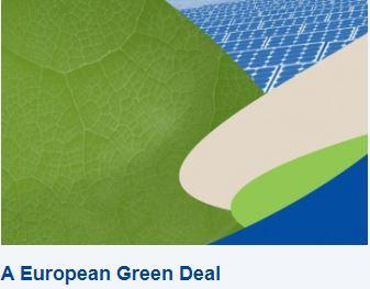 EU Green Deal logo