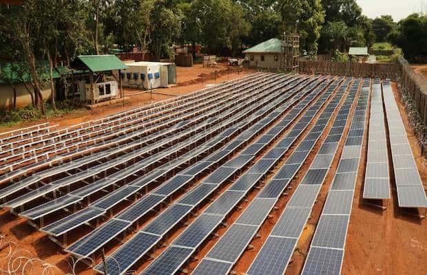 solar energy africa