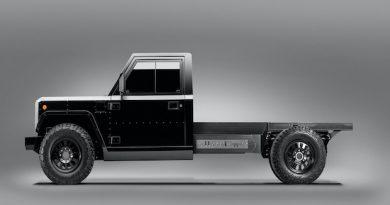 Bollinger Electric Truck Platform