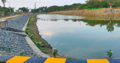 Grundfos Pond Restoration in Chennai