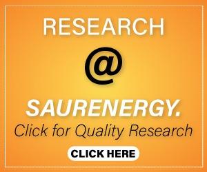 Saurenergy Banner