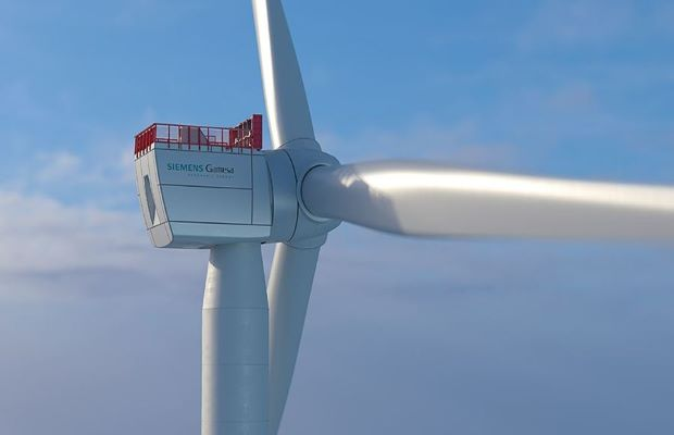 Offshore Turbine, Siemens Gamesa, Siemens Gamesa 14 MW Offshore Turbine, wind energy