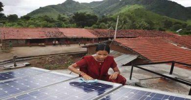 off grid solar India