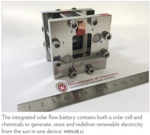 solar flow battery 2