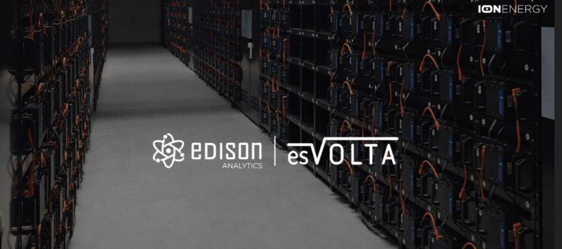 esVolta and ION Energy