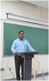 Dr. T Mathimani, NIT Tiruchirapalli