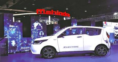 mahindra electric vehicle