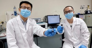 ntu ingapore hydrogen electrolysis research team