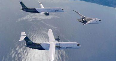 zeroe concept aircraft patrol flight