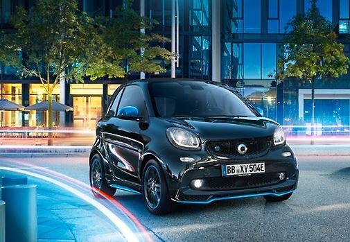 Daimler Smart car