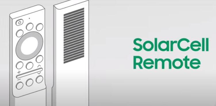Samsung Solar Remote