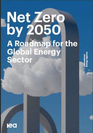 net zero by 2050- roadmap to the future
